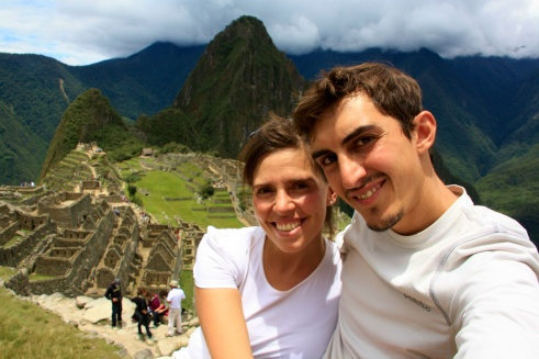 Machu Picchu, a dream come true